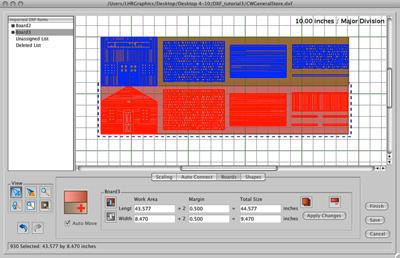 DXF Importer sample