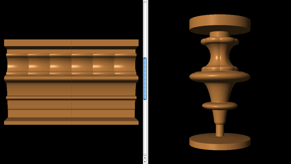 The finial