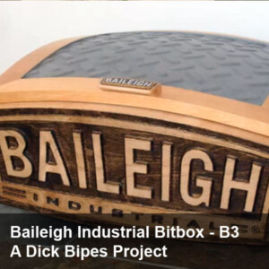 Baileigh Industrial Bit Box - B³