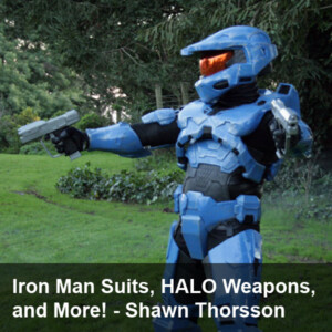 Iron Man Suits, HALO Weapons, and More!