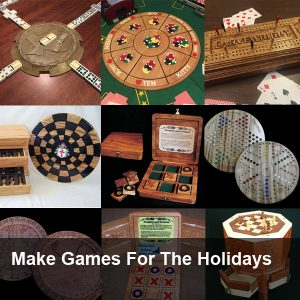 Make Games For The Holidays