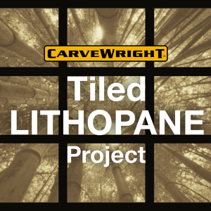 Tiled Lithopane Project