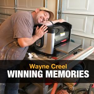 Winning Memories - Wayne Creel Spotlight