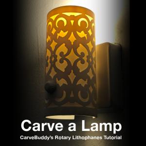 Carve a Lamp