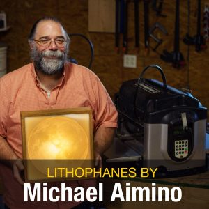 Lithophanes By Michael Aimino