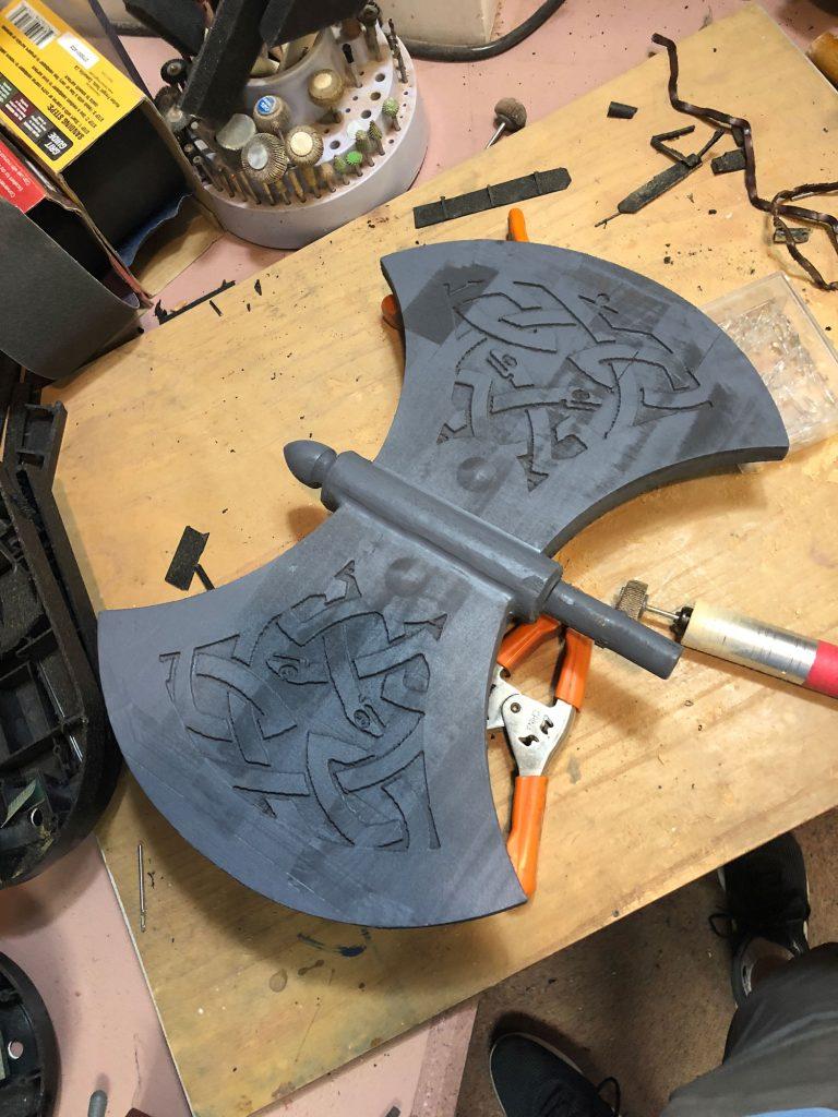battle axe primer