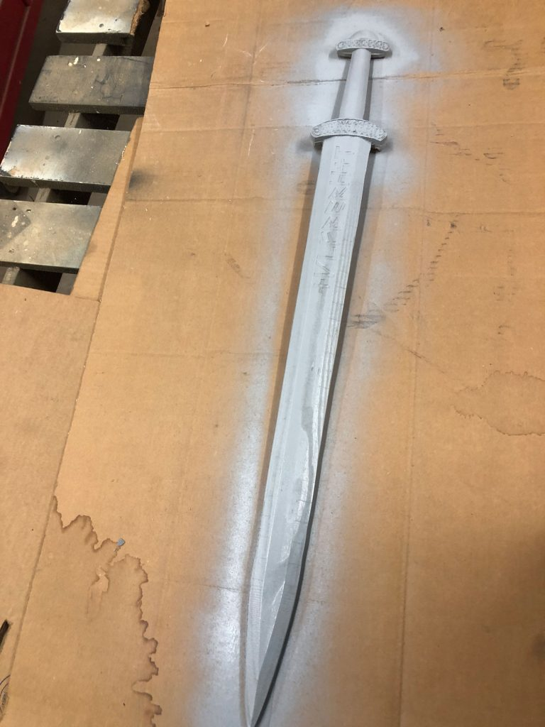 viking sword primer