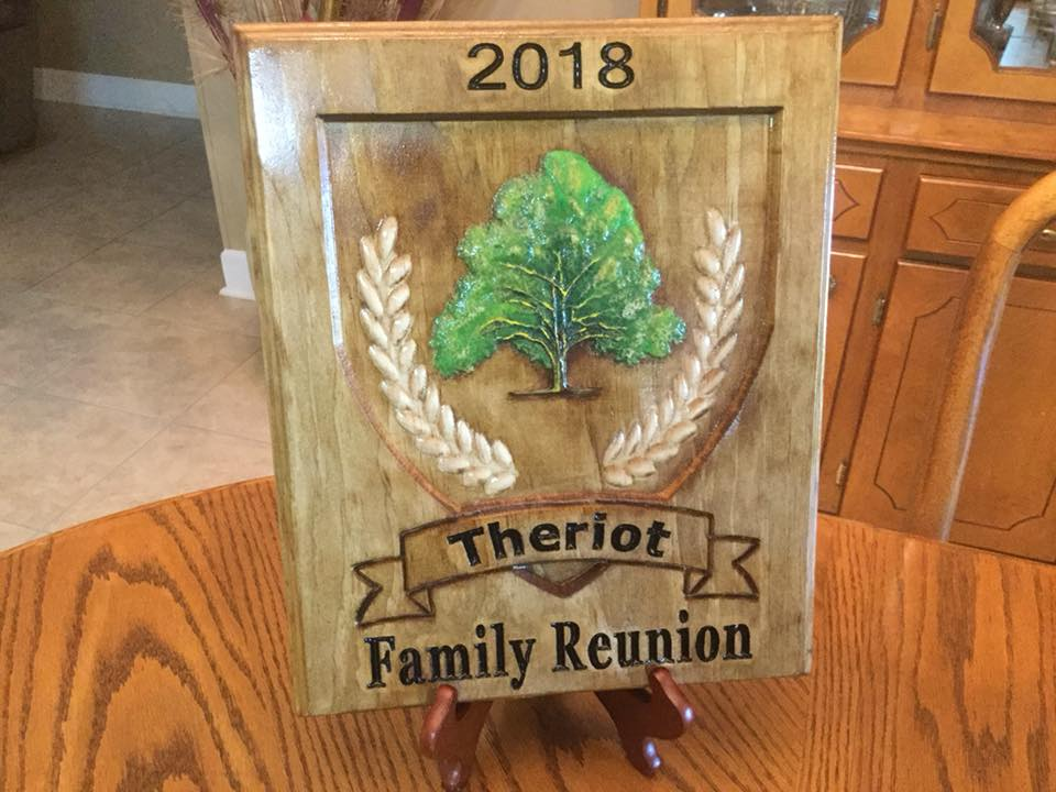 reunion carving