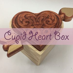Cupid Heart Box Project