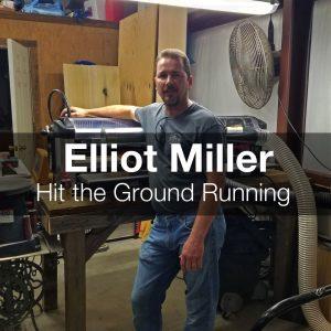 Elliot Miller - Hit the Ground Running