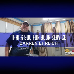 Thank You for Your Service – Darren Ehrlich