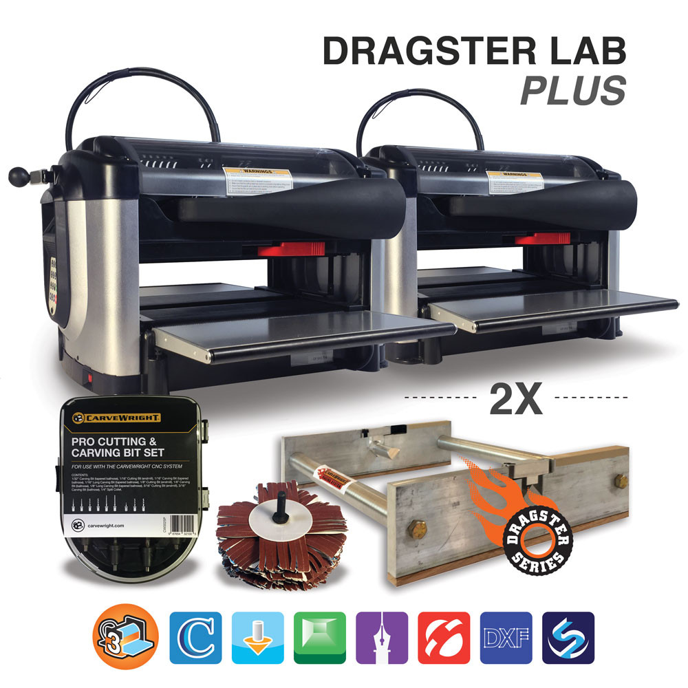 CarveWright Dragster Plus Lab