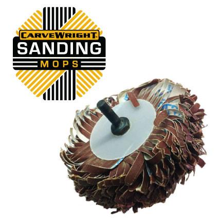 Sanding Mops