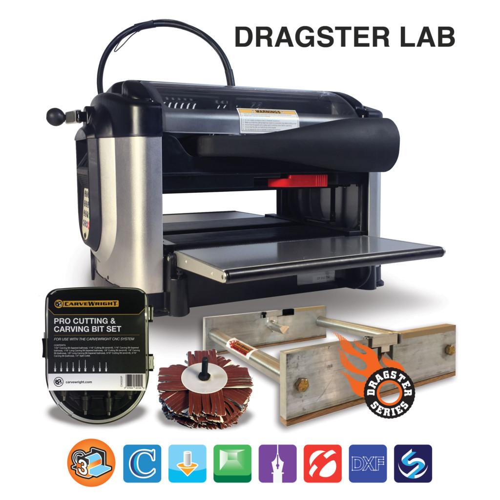 CarveWright Dragster Lab