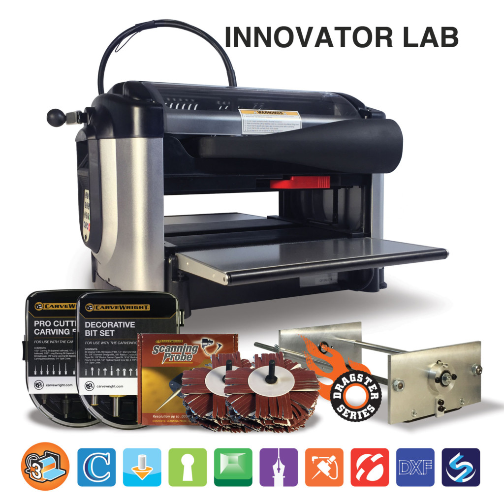 CarveWright Innovator Lab