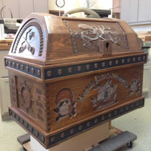 Treasured Toy Chests